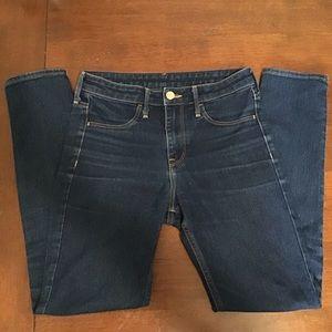 H&M Skinny Jeans Dark Wash